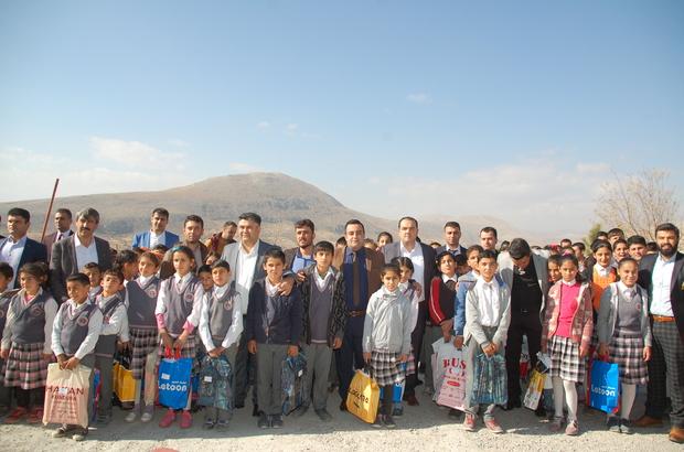 AK Parti Gençlik Kolları'ndan öğrencilere yardım