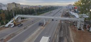 Kocaeli Büyükşehir Belediyesinin yol çalışmaları