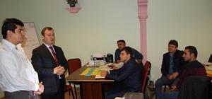 Suşehri'nde proje hazırlama eğitimi verildi