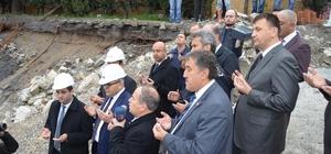 Kilimli Emniyet Müdürlüğü hizmet binasının temeli atıldı