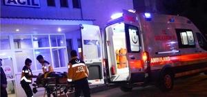 Sinop'ta otomobil devrildi: 1 yaralı