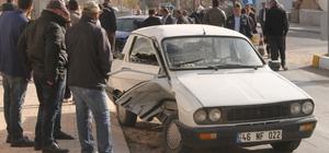 Çayıralan'da trafik kazası: 2 yaralı