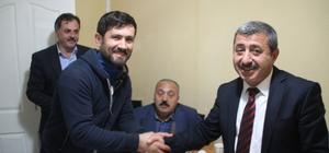 Yağlıderepor'a Başkan Kırhasanoğlu'ndan prim desteği