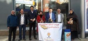 """AK Parti'den """"Ekmeğini İsraf Etme"""" kampanyası"""