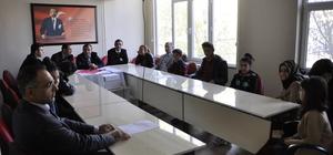 Arguvan'da ilçe temsilcisi olacak öğrenciler seçildi