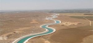 Viranşehir Pompaj Sulaması Projesi çalışmaları