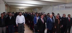 Nurdağı'nda öğrenci servis şoförlerine seminer