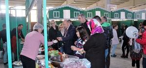 Pınarhisar'da feshane günleri başladı