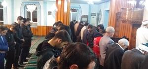 Kahta'da sabah namazı buluşması düzenlendi