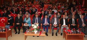 """Burdur'da """"Tecrübe Konuşuyor, İçimizdeki Kahramanlar"""" konferansı"""