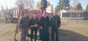 Erbaa'da kırsal kalkınma destekleri