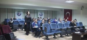 Silifke'de uygulamalı girişimcilik kursu
