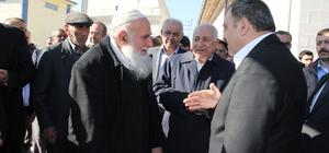 Bakan Eroğlu cenaze törenine katıldı