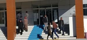 Tatvan'da KPSS ortaöğretim oturumu başladı