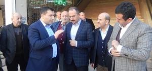 AK Parti Samsun Milletvekili Kurt vatandaşların sorunlarını dinledi