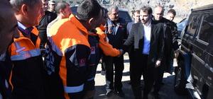 Bakan Albayrak, Siirt'teki maden faciası bölgesinde