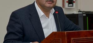 AK Parti Tarım Komisyonu, Kumluca'da toplandı