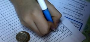 """Öğrenciler tasarrufu """"bütçe defteri"""" ile öğrenecek"""