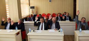 Gümüşhane İl Genel Meclisi toplantıları
