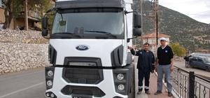Akseki Belediyesi araç parkını güçlendirdi