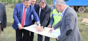Darıca Belediye Başkanı Karabacak'tan mesire alanında inceleme