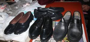 """""""Kara lastik"""" ayakkabıya rağbet kalmadı"""