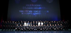 Türkiye'nin Yeni Güvenlik Konsepti Konferansı