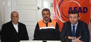Atalay, Siirt'teki maden faciası bölgesinde