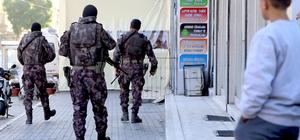 Adana'da 400 polisle asayiş uygulaması
