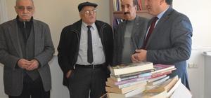 Şanlıurfa'da kitap toplama kampanyası