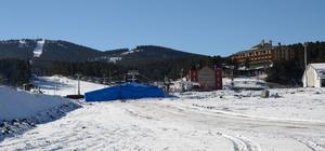 Kış turizmi merkezlerinden Sarıkamış, sezona hazır
