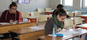 Ünye'de bin 870 öğrenci TEOG sınavına girdi