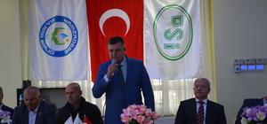 Hamzadere Sulama Birliği Meclis toplantısı