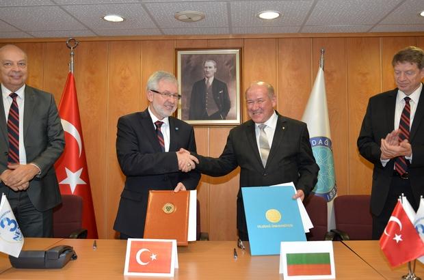 Uludağ ile Sofya Teknik üniversiteleri arasında akademik işbirliği