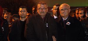 Suriye'deki hava saldırısında üç askerin şehit edilmesi