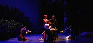 """""""Arda Boyları"""" dans gösterisi, Bayburt'ta sahnelendi"""