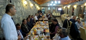 Yalıhüyük öğretmenleri Seydişehir'de buluştu