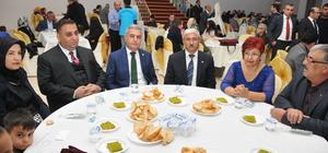Tarsus Belediye Başkanı Can, öğretmenlerle buluştu