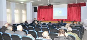 Servis sürücülerine seminer