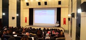 Öğretmenlere, iş sağlığı ve güvenliği eğitimi