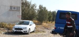 Mersin'de şüpheli araç alarmı