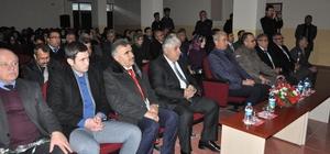 Sorgun'da 24 Kasım Öğretmenler Günü kutlandı