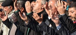 Aydın'da üreticiler yağmur duasına çıktı