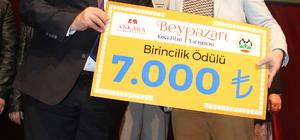 Beypazarı'ndaki kısa film yarışması sonuçlandı