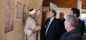 Artvin Valisi Doğanay, Borçka'yı ziyaret etti