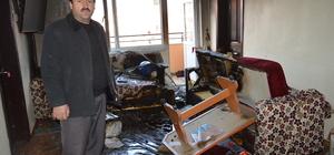 Lüleburgaz'da evleri yanan aileler yardım bekliyor