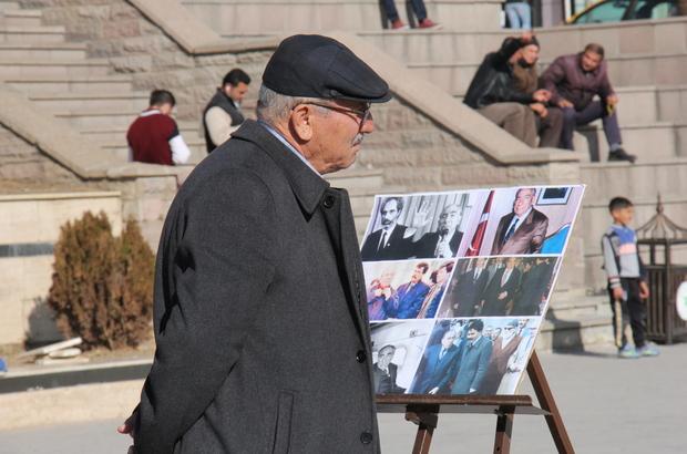 Yozgat'ta Alparslan Türkeş konulu fotoğraf sergisi açıldı