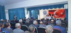 Şuhut'ta muhtarlarla koordinasyon toplantısı