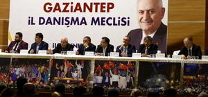 AK Parti Gaziantep İl Danışma Meclisi Toplantısı