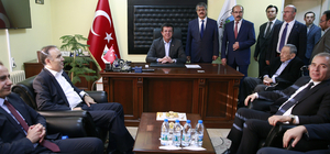 Ekonomi Bakanı Zeybekci, Denizli'de: